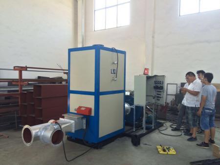 关于催化燃烧设备(CO)的介绍