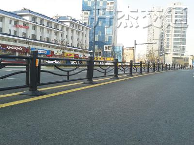 道路护栏|桥梁护栏|河道护栏|绿化护栏|围墙护栏-彩53