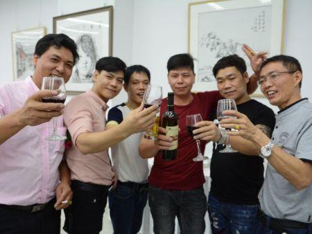 喜讯:热烈庆祝朝旭新能源乔迁酒会圆满成功!
