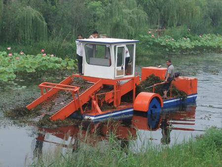 如果保洁船的液压系统出现泄漏问题后果不堪设想