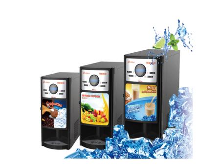 智能冰热饮料机