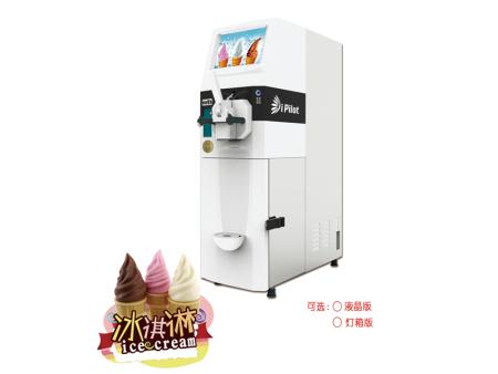 智能台式小巧冰激凌机