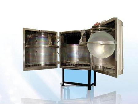双门光学镀膜设备