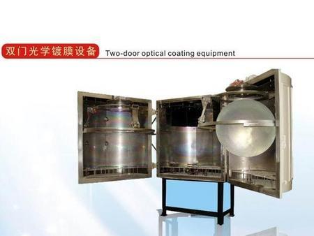 蒸发镀膜机的性能特点