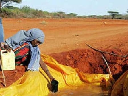 非洲联合国饮水项目