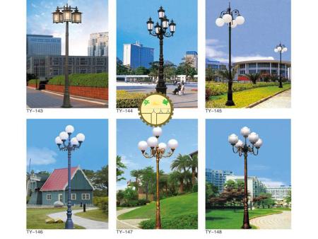庭院灯-可按要求设计