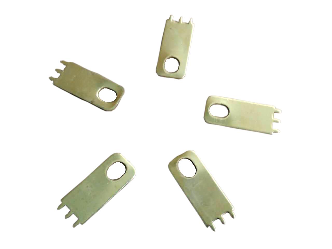 电镀连接器端子