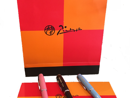 灵龙电子定制钢笔