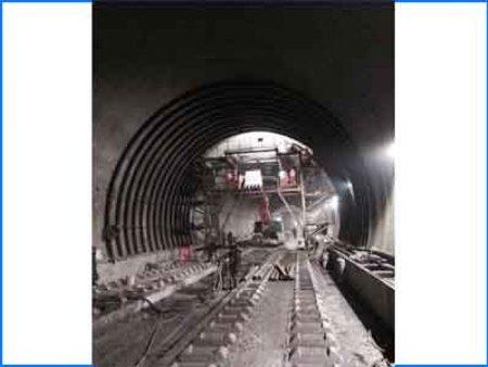 隧道病害整治
