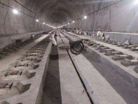 高铁隧道整治