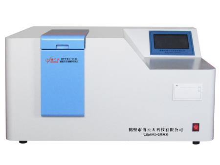 BYTRL-6500微機全自動觸控量熱儀