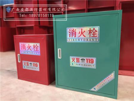 广西消防栓箱,室内华体会足球安装