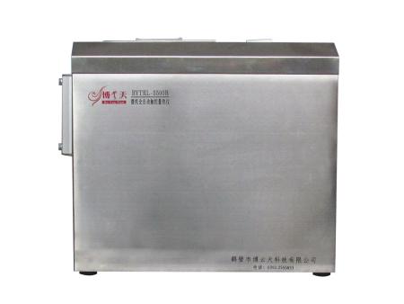 BYTRL-5500B微机全自动触控量热仪