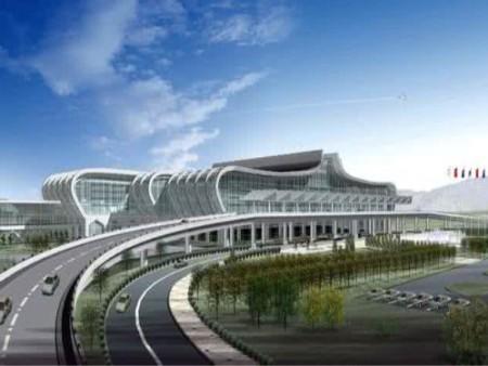 西安咸阳机场T3航站楼