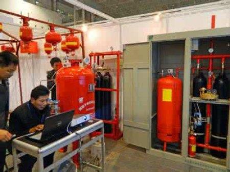 第四代车用无声自动灭火装置在汉投入生产