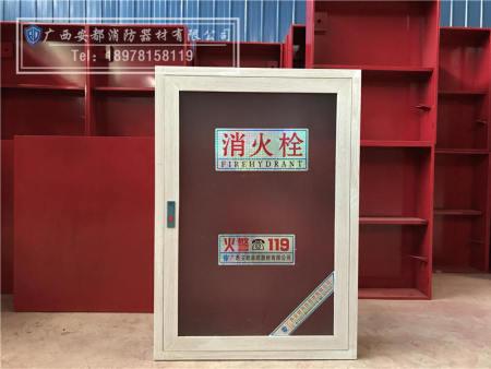 广西消防栓箱-木纹钢制框华体会足球