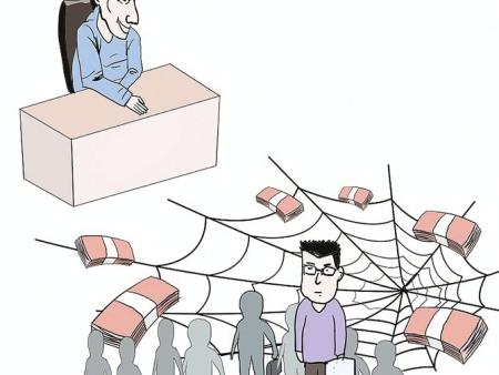 """洛阳农民工出国打工遇""""黑中介"""" 滞留国外数十天"""