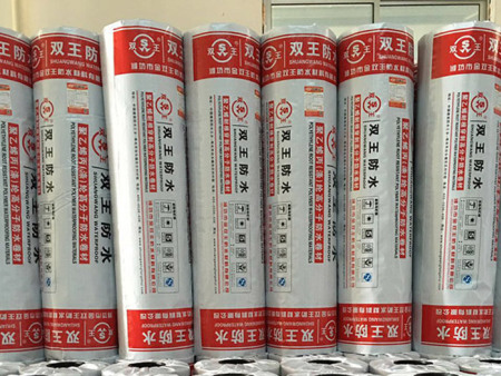 聚乙烯丙纶防水卷材设计要求