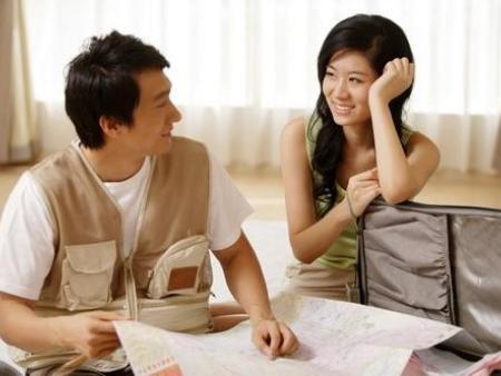 夫妻之间的沟通也要讲究原则