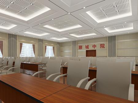 法院會議室
