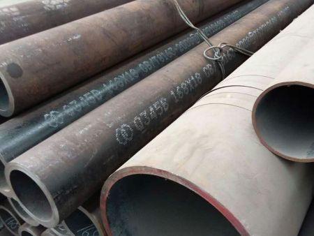 聊城Q345B无缝钢管市场是低合金无缝钢管的集散中心