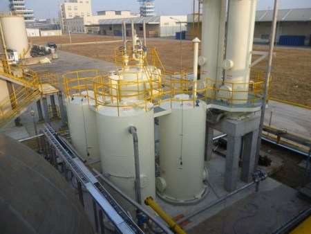 Comprehensive optimization of desulfurization system to ensure long-term stable operation of the system