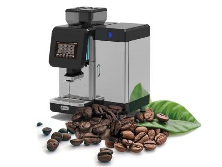 全新智能现磨咖啡机