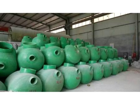 兰州玻璃钢化粪池,推荐:甘肃宝东玻璃钢有限公司
