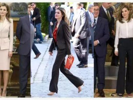 高级版职场穿衣教科书——西班牙王妃的搭配经