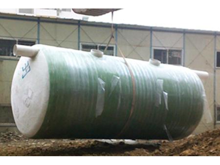 甘肃玻璃钢化粪池定期清理的原因