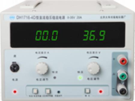DH1716系列高性能型单路直流稳压稳流线性电源