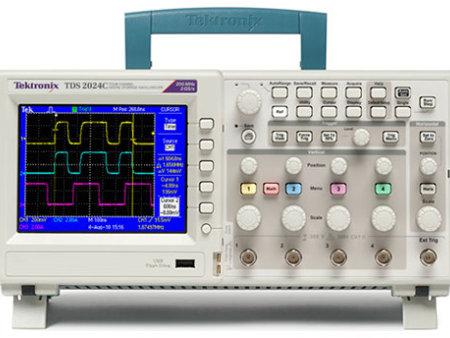 TDS2000C系列数字示波器