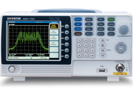 GSP-730频谱分析仪