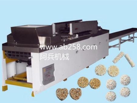 米通型成型機/米通生產線/麥通生產線--阿兵機械廠家直銷