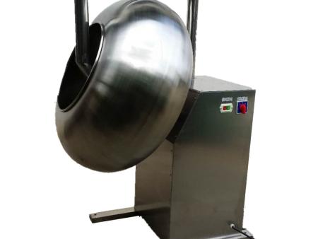 糖衣機的用途以及工作原理