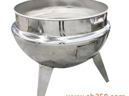 蒸汽式夹层锅/汤锅