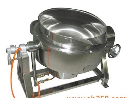 燃气式夹层锅