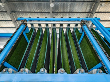 人造草坪生产线