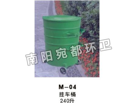 M-04道路垃圾箱