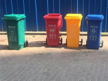 厦门垃圾分类塑料垃圾桶