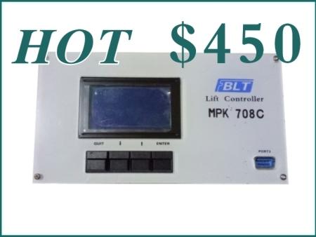 BLT elevator PCB , elevator main board MPK 708C
