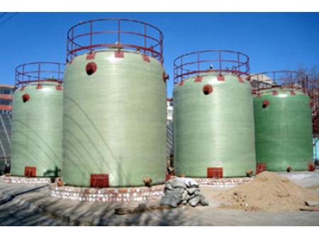 兰州玻璃钢储罐-影响玻璃钢技术性能的重要因素