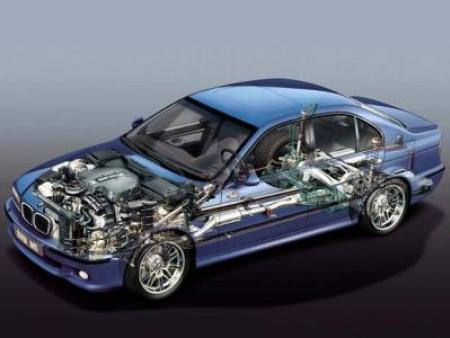 汽车电器有哪几大系统组成