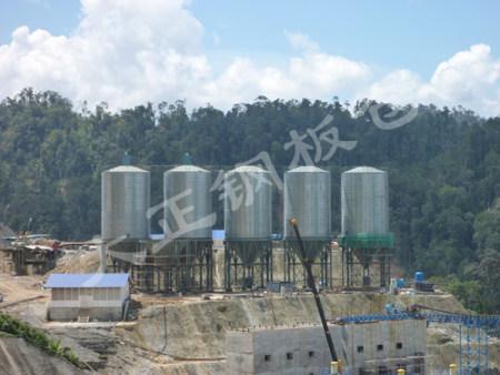 水泥仓--马来西亚