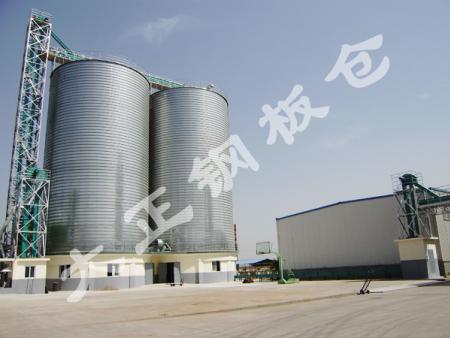饲料--河南郑州(河南宏邦生物科技有限公司工程 储料:玉米)