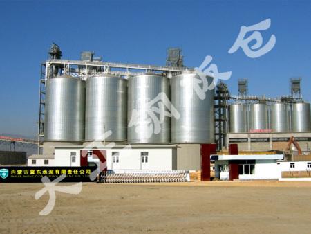 水泥仓--内蒙古2