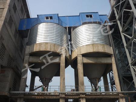 水泥仓--越南顺化
