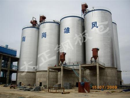 水泥仓--新疆塔城