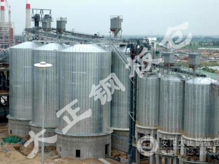 水泥仓--新疆伊利