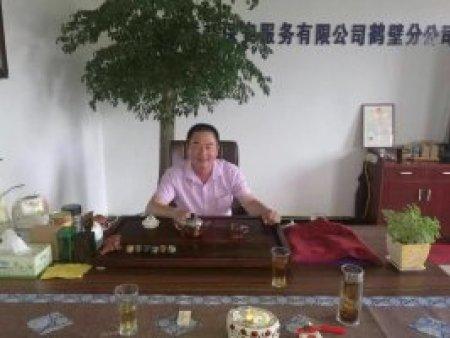 仟佰佳物业服务有限公司   杨豹田会长